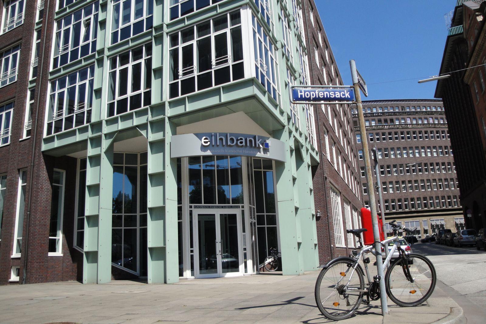 EIH Bank / Hamburg