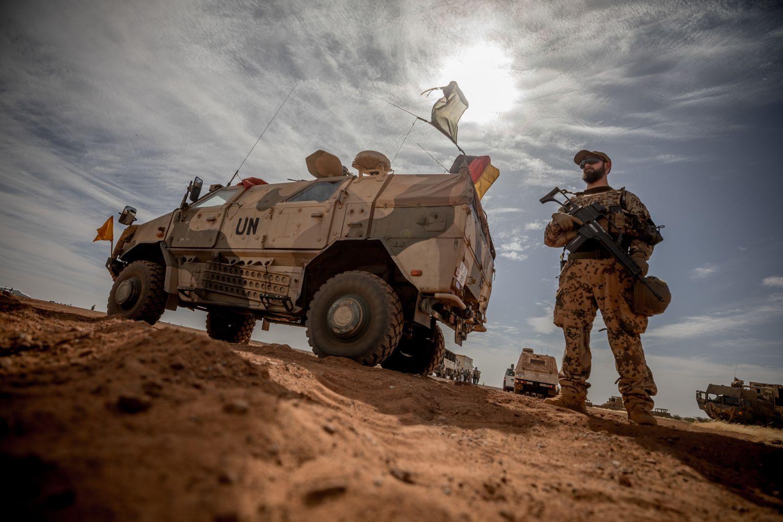 Deutschland hat Spezialkräfteeinsatz in Mali abgelehnt