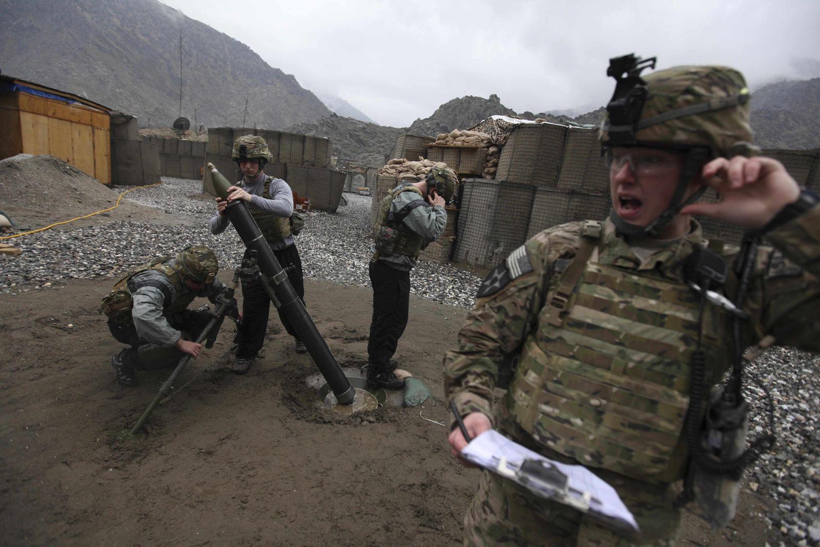 Afghanistan/ OP Michigan/ Pech Valley
