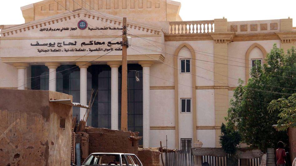 Gericht in Khartoum: Todesurteil gegen hochschwangere Christin