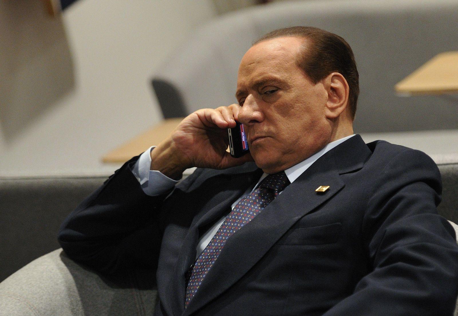 Italien / Berlusconi