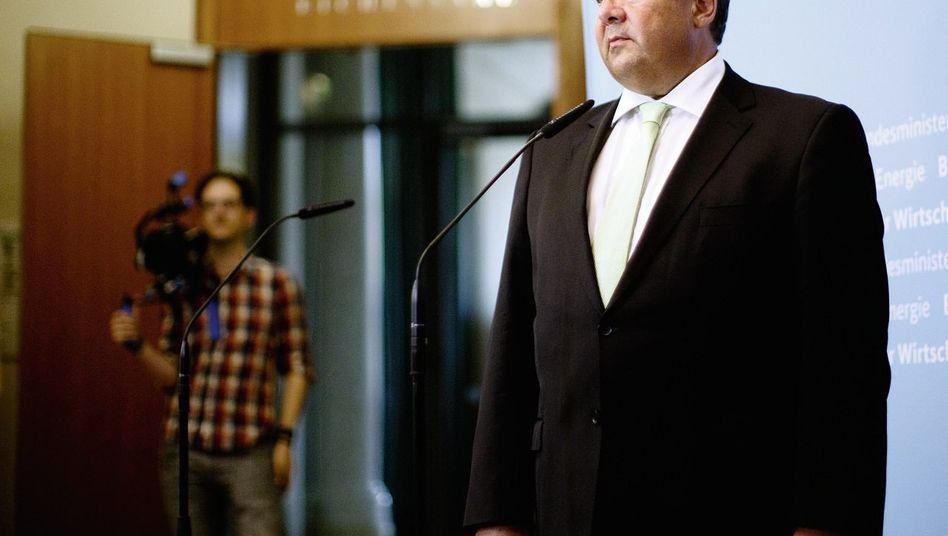 SPD-Chef Gabriel: Die Realität ist träger als die Beschlusslage der Sozialdemokraten