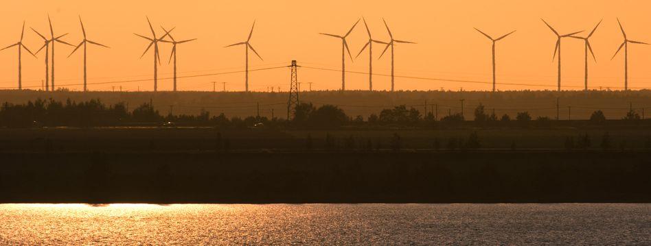 Wind und Wasser: Wo bleibt der Strom?