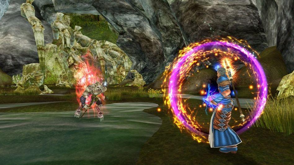 """Online-Spiel """"Runes of Magic"""": Werbung, die sich an Kinder richtet, muss entfernt werden"""