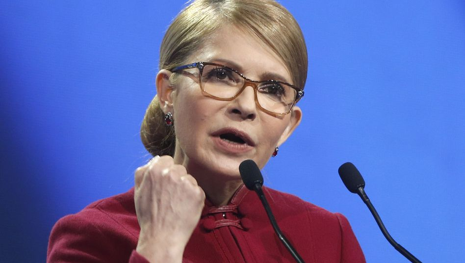 Julija Tymoschenko