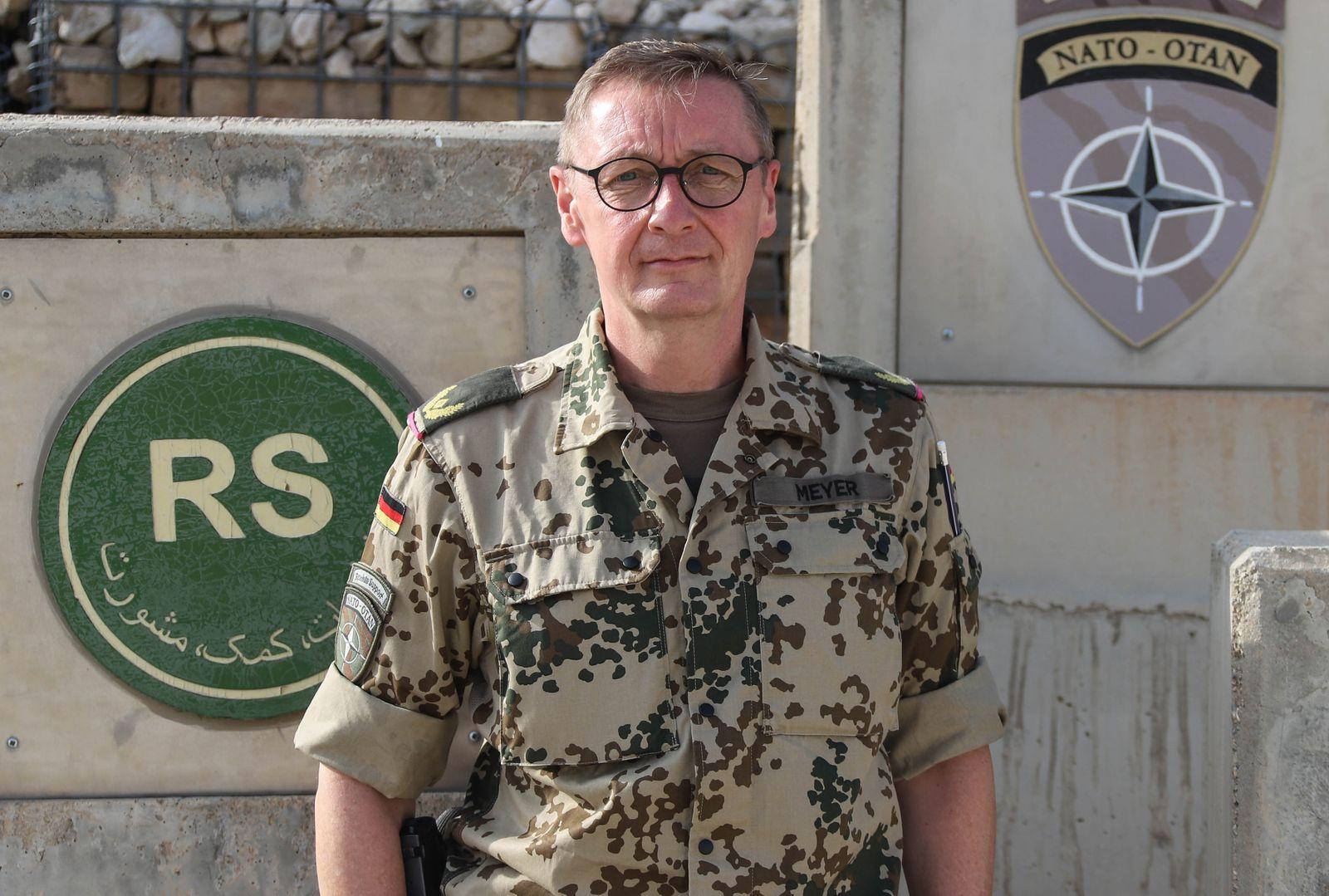 Brigadegeneral Ansgar Meyer