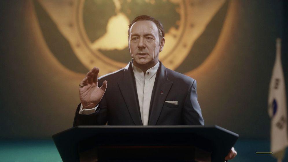 """Call of Duty Advanced Warfare"": Spacey statt Skandal"