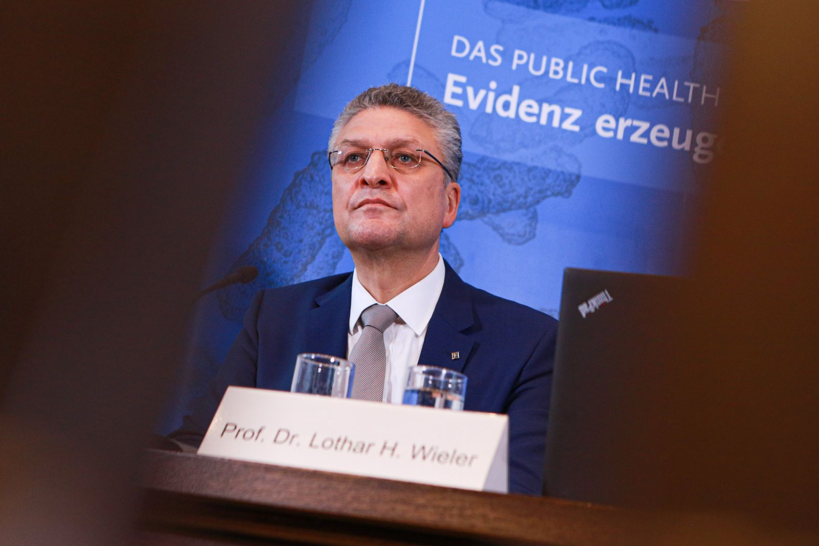 RKI presser on COVID-19 situation, Berlin, Germany - 19 Nov 2020
