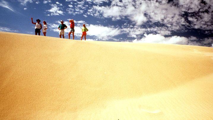 Touristenziel Queensland: Weiße Strände und Tauchparadiese