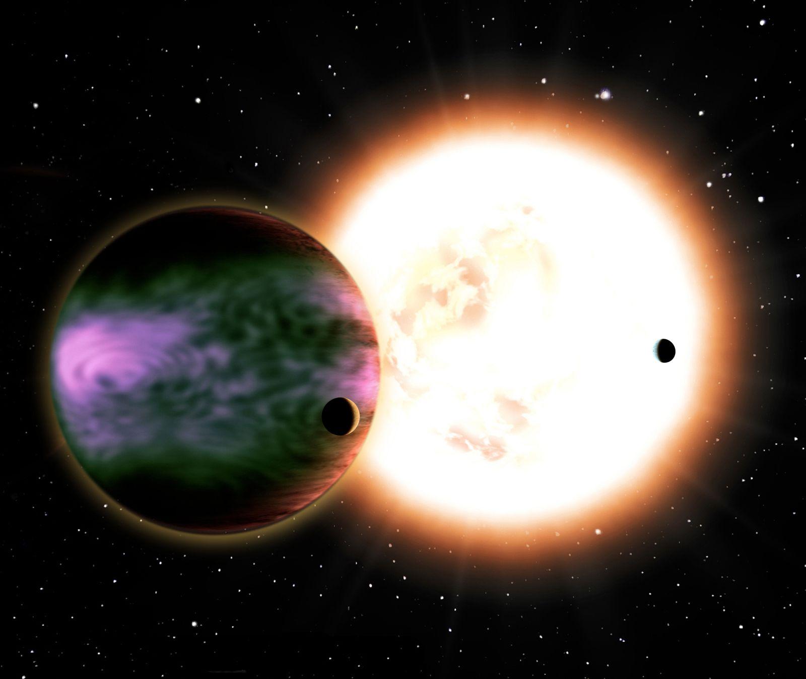 Exoplanet / Hot Jupiter