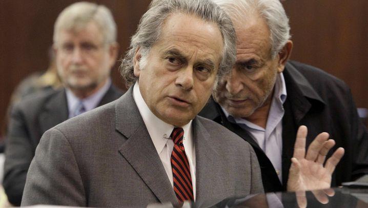 IWF-Chef Strauss-Kahn: Mächtiger Banker vor Gericht
