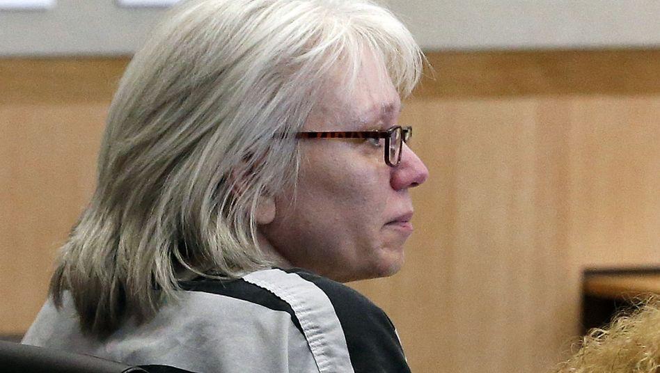 Ex-Todeskandidatin Milke (bei einer Anhörung im August 2013): Niederlage für die Staatsanwaltschaft