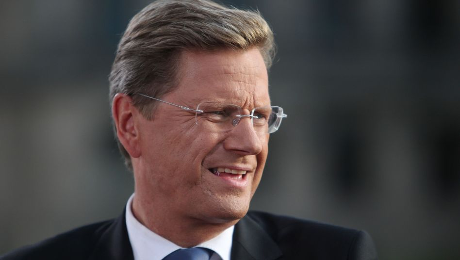 """FDP-Chef Westerwelle: """"Darauf läuft es auch hinaus"""""""