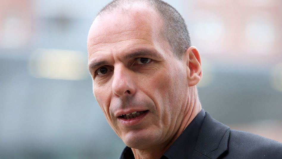 """Greek politician Yanis Varoufakis: """"There's no conspiracy against Greece."""""""