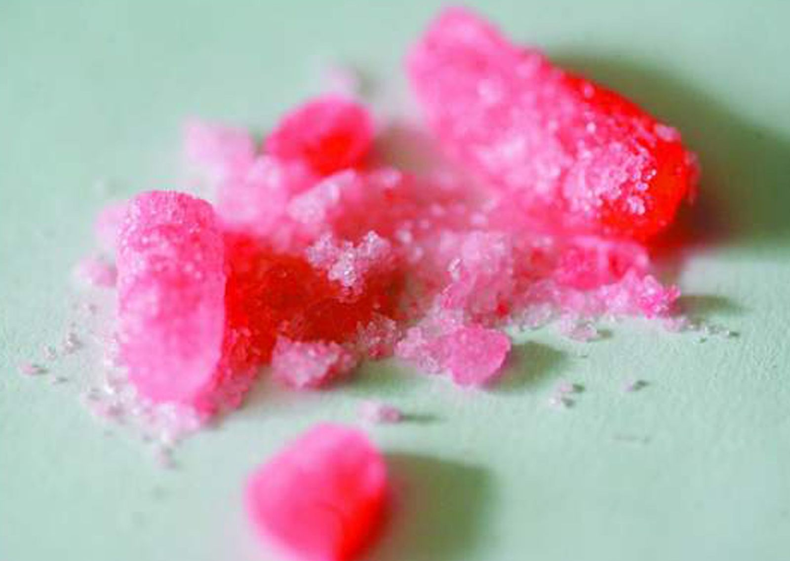 Strawberry Flavored Meth