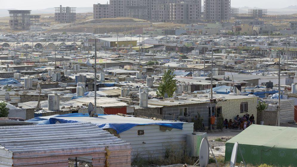 Dohuk in Kurdistan: Flüchtlinge in der Mehrheit