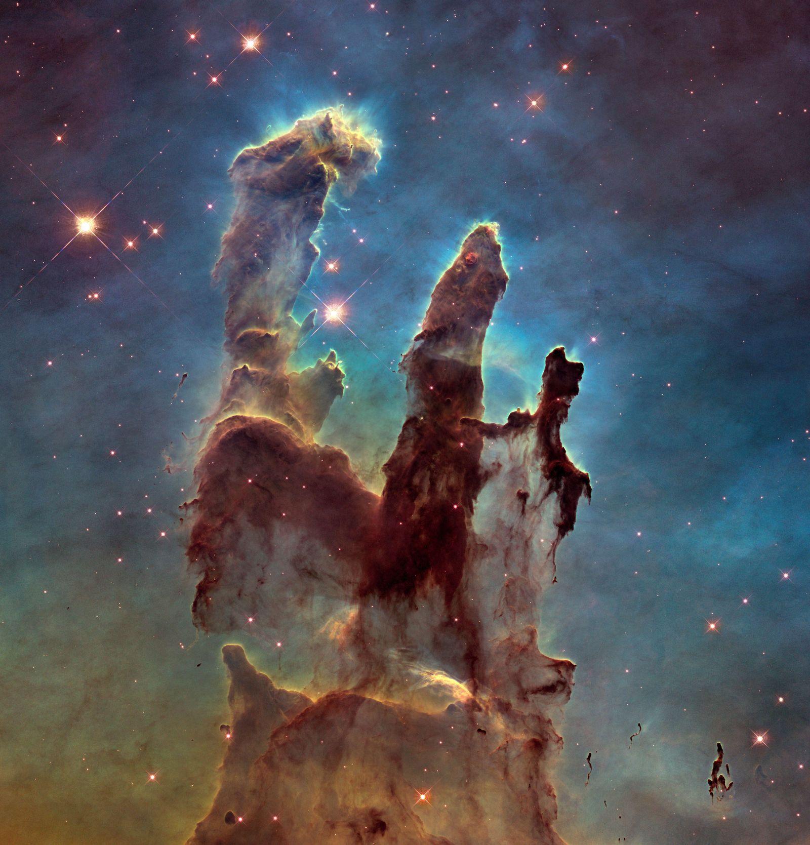 Hubble / Eagle Nebula