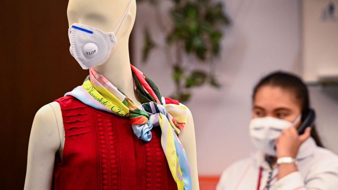 Parallelen zur Grippe: Coronavirus kann sich im Rachen vermehren