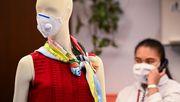 Coronavirus kann sich im Rachen vermehren