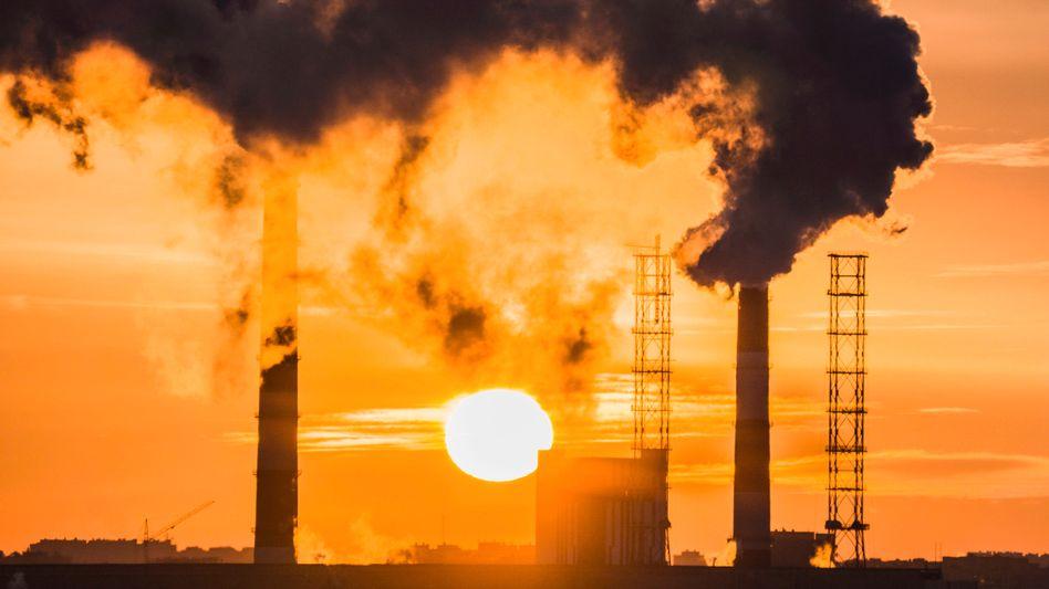 Wird der Ausstoß von Treibhausgasen nicht gestoppt, könnte die Klimakrise außer Kontrolle geraten