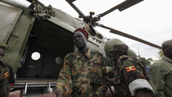 Jagd auf Joseph Kony: Hinterhalt am Mbomu-Fluss