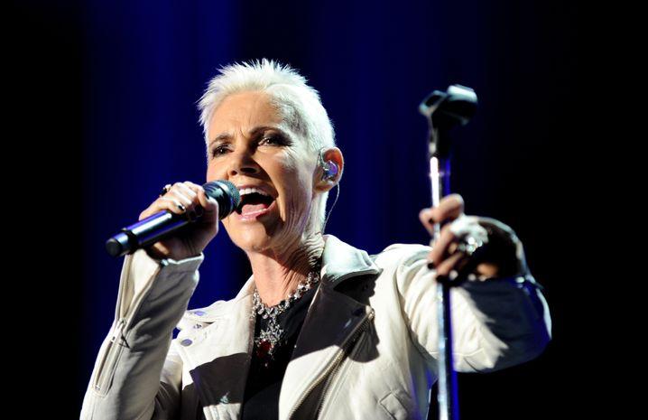 Gestorben im Alter von 61 Jahren: Roxette-Sängerin Marie Fredriksson