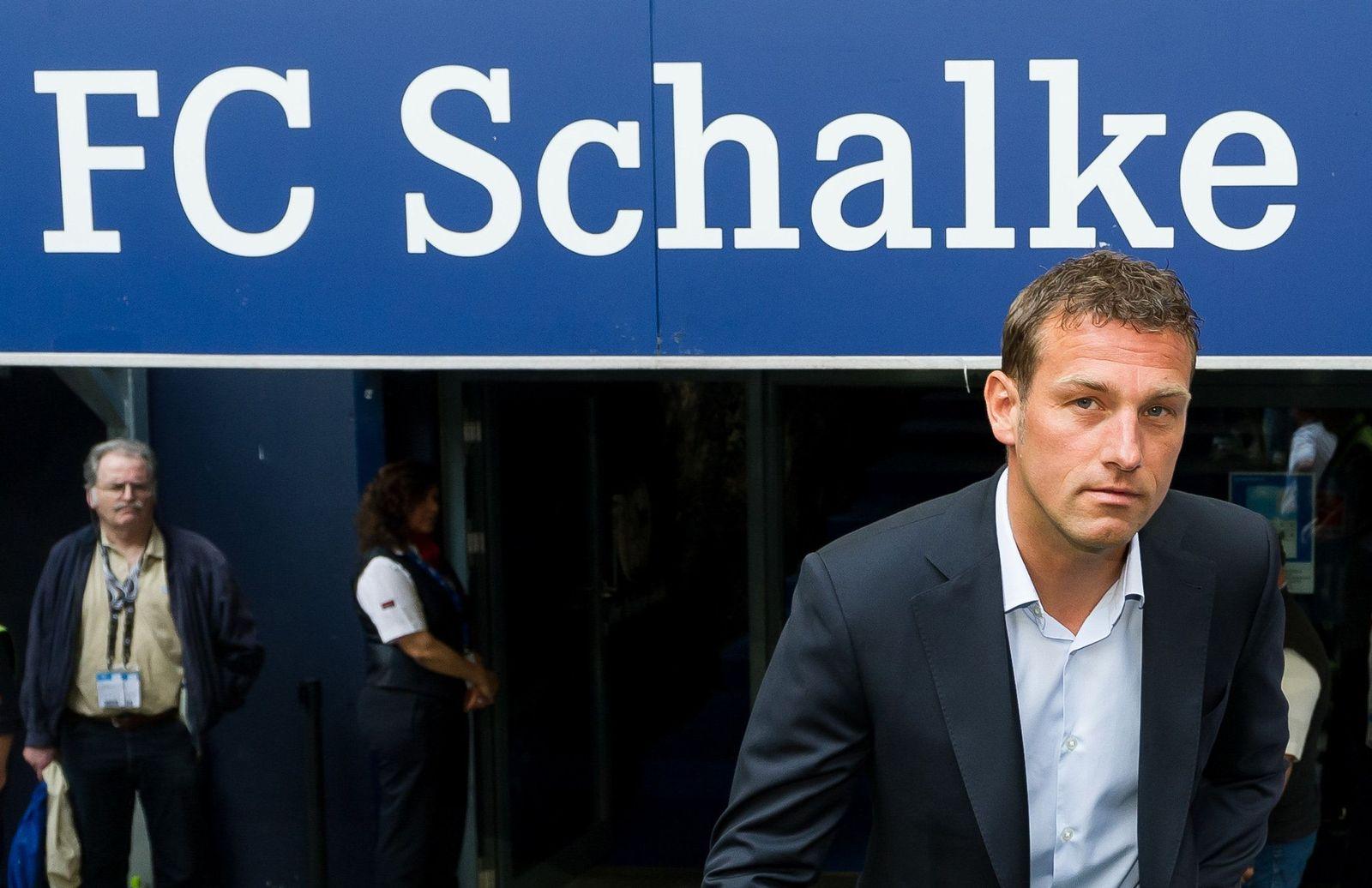 Markus Weinzierl Schalke