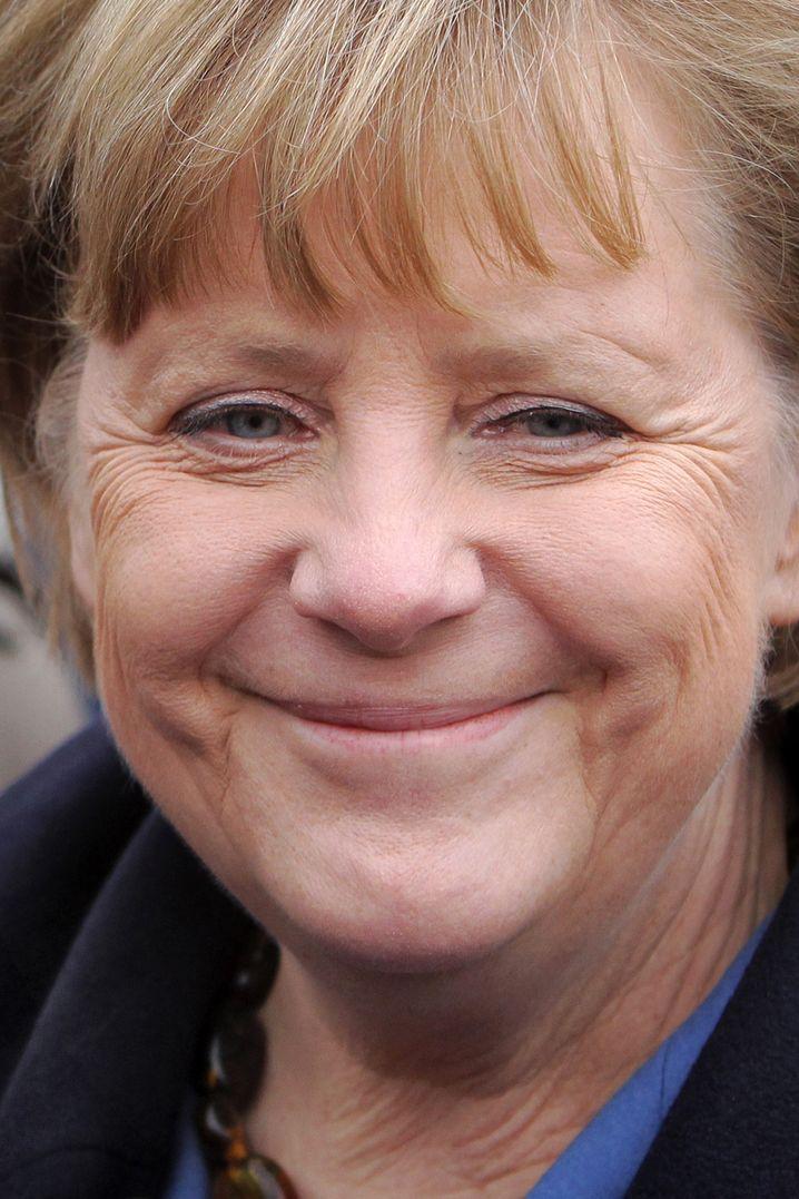 Angela Merkel (v.l.n.r.)