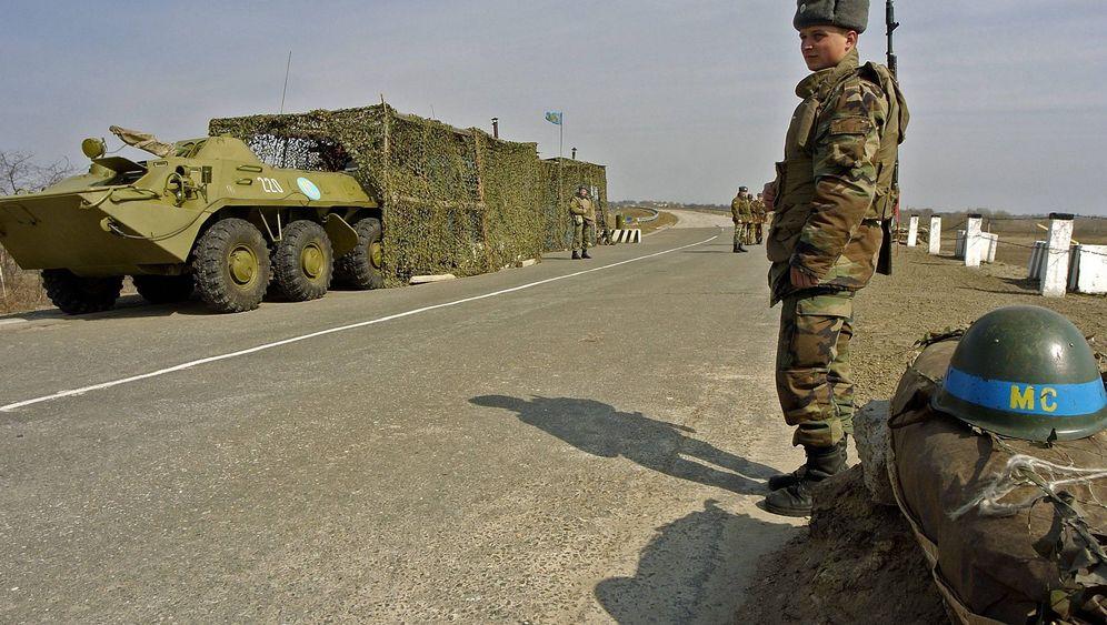 Moldau: Es wird heiß in Transnistrien