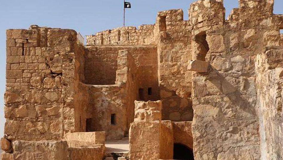 Zitadelle in Palmyra