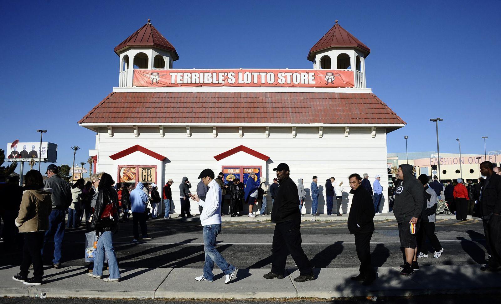 Mega Millions Lotterie/ Lotto USA