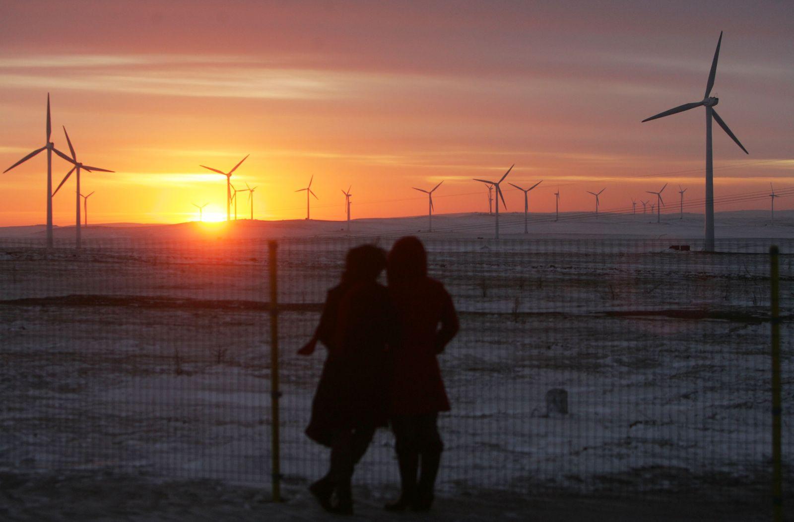 China / Windkraft