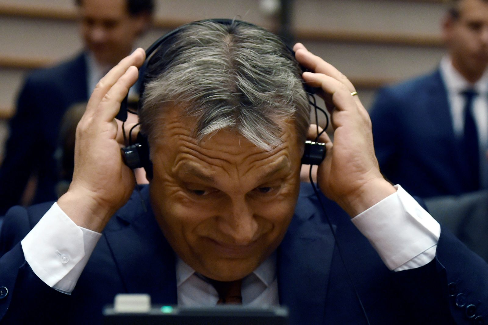 Orban / EU-Parlament