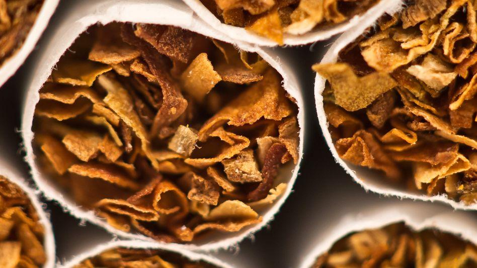 Zigaretten: Schaden der Gesundheit extrem