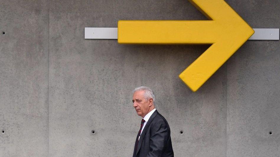 Noch-Regierungschef Tillich: Da ist etwas zerbrochen