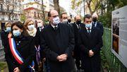 Frankreich erinnert an die Opfer der Pariser Terrorserie