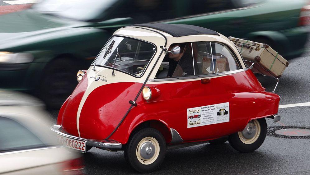 """Parlamentskreis """"Automobiles Kulturgut"""": Hilfe für die Alten"""