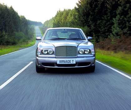 Bentley Arnage T: Das Dornröschen unter den Luxuslimousinen