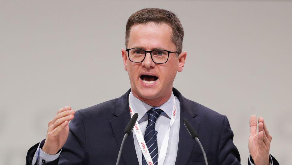 """Carsten Linnemann: """"Die Beschlusslage der CDU ist eindeutig"""""""