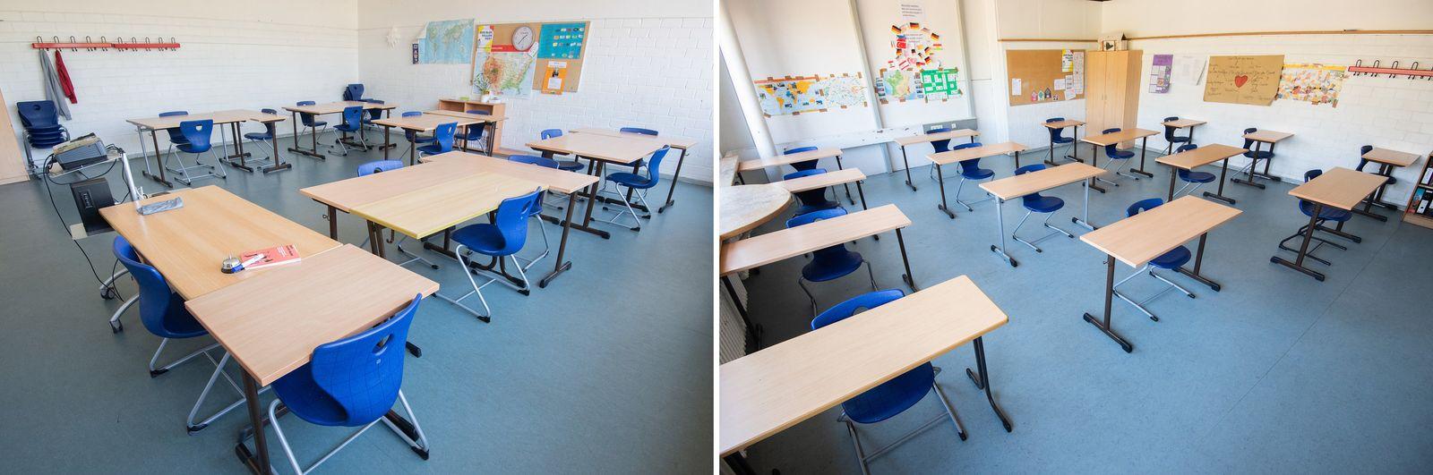 Coronavirus · Situation an Schulen