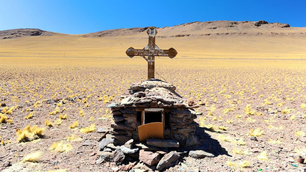 Argentinien: Vulkane und Gräber in der Hochwüste