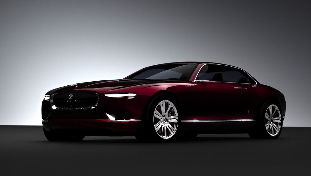 Jaguar B 99: Studie des Entzückens