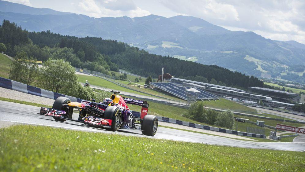 Großer Preis von Österreich: Bulle in der Steiermark