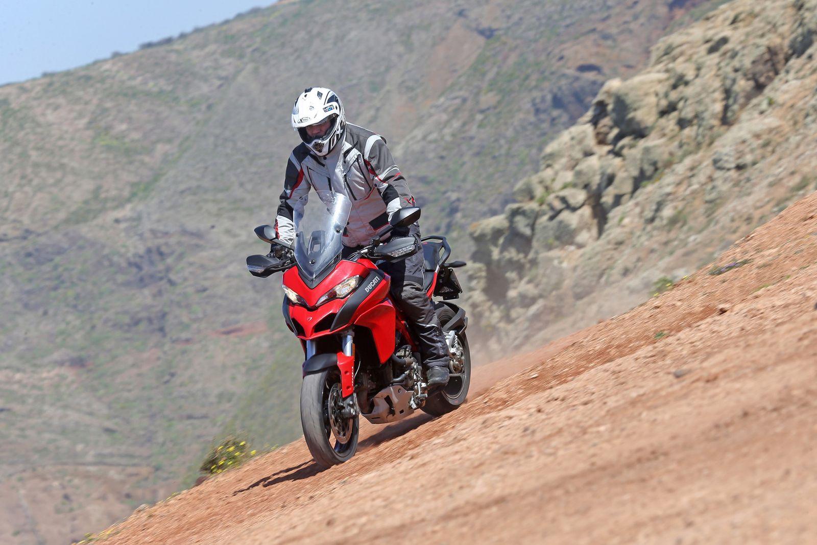 2015 / Ducati Multistrada 1200 S