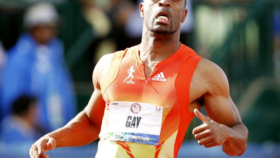 """US-Sprinter Gay: """"Verantwortung übernommen"""""""