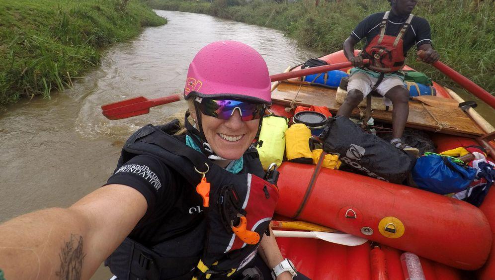 """Extrempaddeln auf dem Nil: """"Diese Reise hat mein Leben verändert"""""""