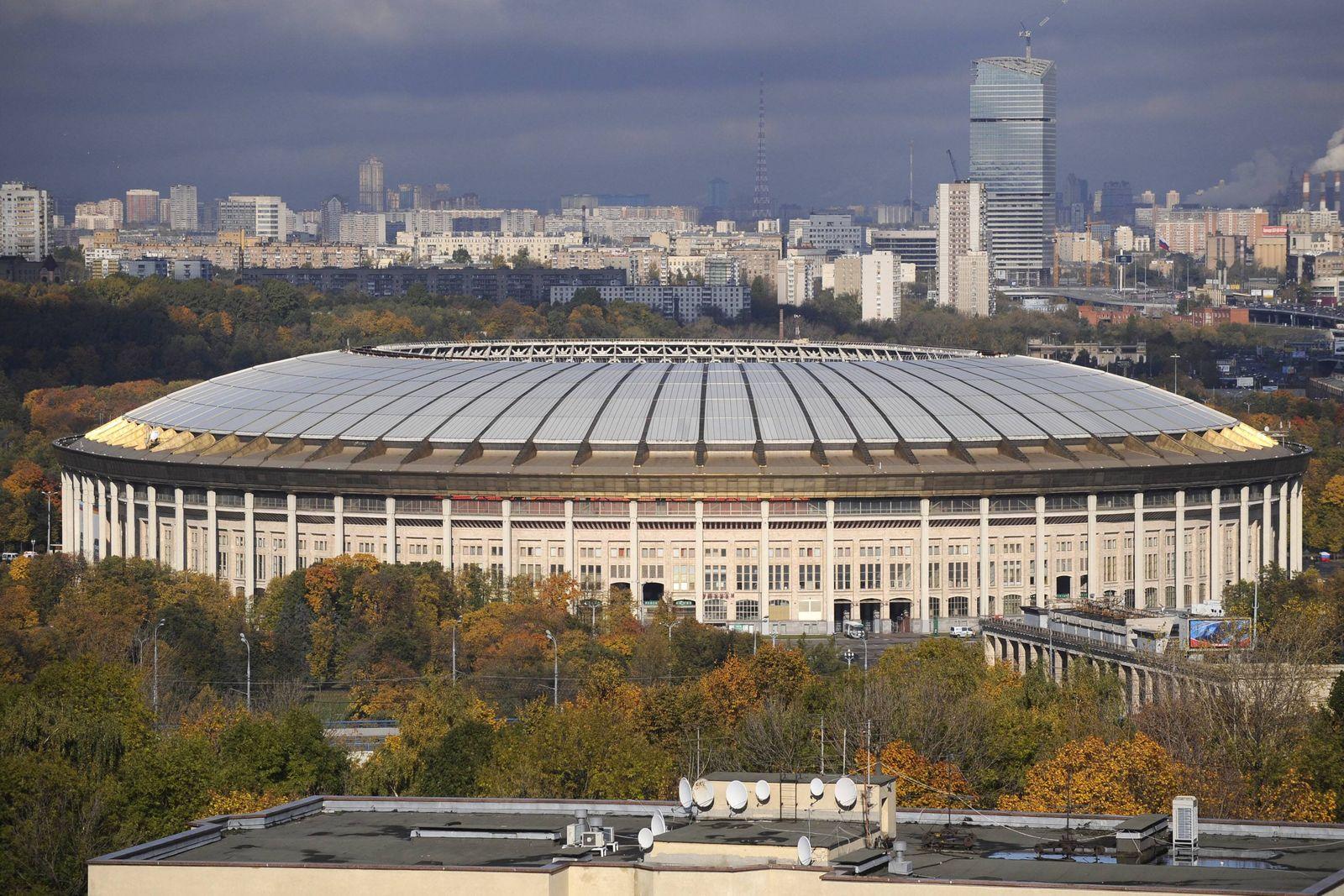NICHT VERWENDEN luschniki stadion