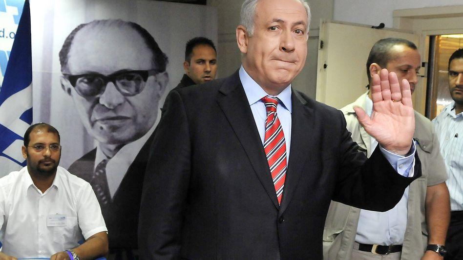 Ministerpräsident Netanjahu: Machtkampf für sich entschieden