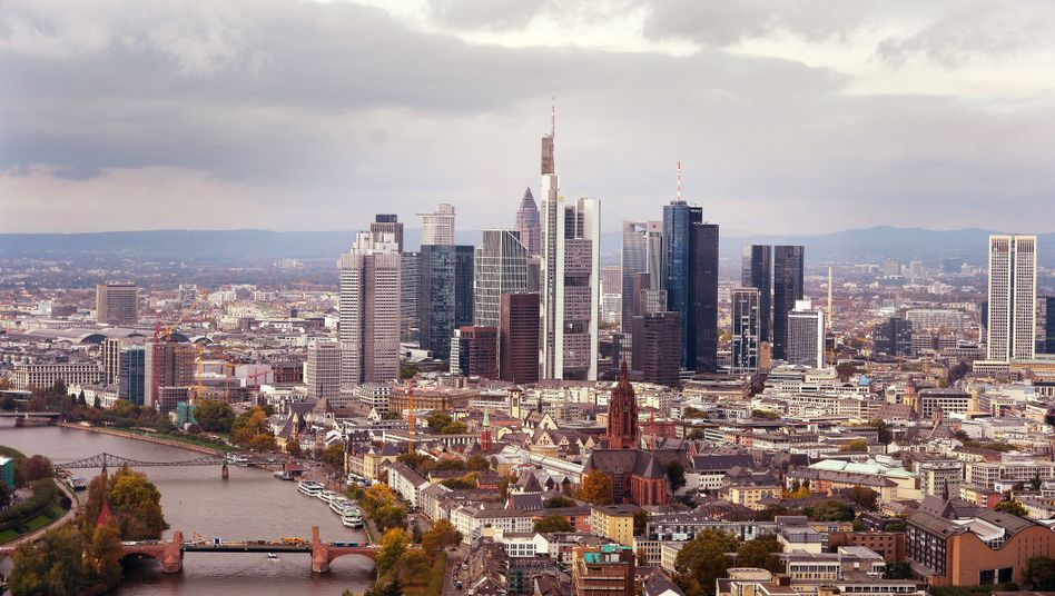 """Bankenviertel in Frankfurt: """"Wir haben den Prozess weitgehend hinter uns"""""""