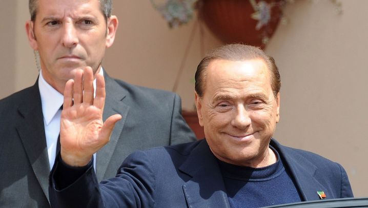 Italien: Berlusconi im Strafdienst